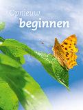 Miniboekje Pasen | nieuw leven_