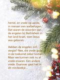 Miniboekje Kerst | ere zij God_