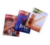 Minizakjes met plakstrip voor miniboekjes en minikaartjes._