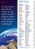 Boekenleggers / For God so loved the world_