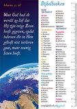 Boekenleggers / Want God had de wereld zo lief_