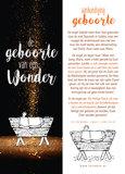 Boekenleggers / De geboorte van een Wonder_