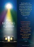 Boekenleggers / Een Koning is geboren_
