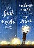 Boekenleggers | Ere zij God en vrede op aarde_
