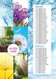 Bijbelleesrooster / Nieuwe Testament in 1 jaar_