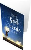Dubbele kaarten |Ere zij God en vrede op aarde_