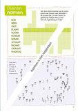 Lees- kleur- en puzzelboekje / Door de Bijbel_