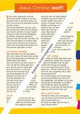 Lees- kleur- en puzzelboekje | Door de Bijbel_