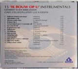 Ik bouw op U   Instrumentals 1_