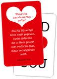 Creditcards | God houdt van jou_