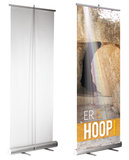 Roll-up banner | Er is hoop_