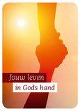 Minikaartjes / Jouw leven in Gods hand_