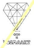 Kleurboekje / God is..._