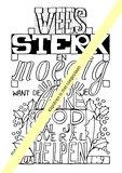 Kleurboekje | Woorden uit de Bijbel_