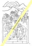 Kleurboekje / Verhalen die Jezus vertelde_