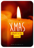 A7-kaartjes  | Xmas - what's in the Name_