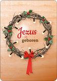 Gemengde set / Minikaartjes Kerst_