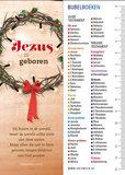 Gemengde set / Boekenleggers Kerst_