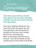 Miniboekje Pasen / De overwinning_
