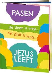Miniboekje Pasen | voor kinderen