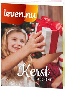 Miniboekje Kerst / Geschenk