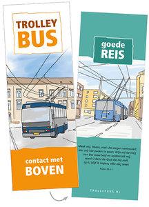 Trolleybus / Contact met boven