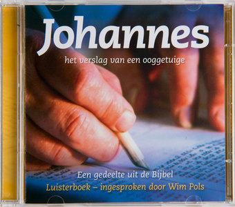 Luisterboek - Johannes Evangelie