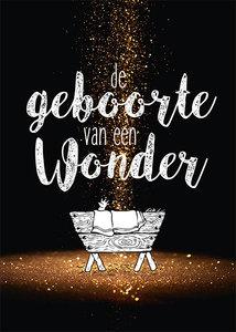 Ansichtkaarten   De geboorte van een Wonder