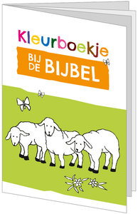 Kleurboekje / Bij de Bijbel