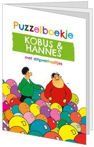 Puzzelboekje / Kobus en Hannes