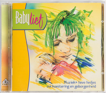 CD | Babylief 1: Vol koestering en geborgenheid