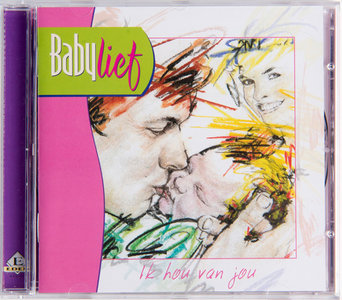 CD | Babylief 3: Ik hou van jou