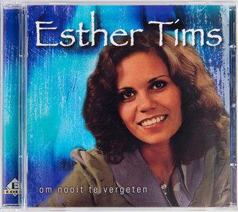 Esther Tims | Om nooit te vergeten