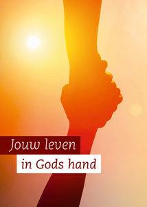 Poster | Jouw leven in Gods hand