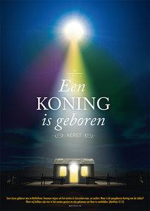 Poster / Een Koning is geboren