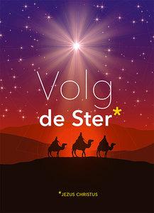 Poster / Volg de Ster