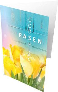 Dubbele kaarten / Pasen Gods plan